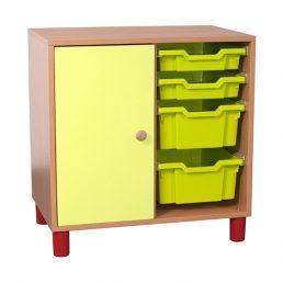 Mobilier gradinita | corp usa coloana sertare | DGM 3.7 producator DistinctMob