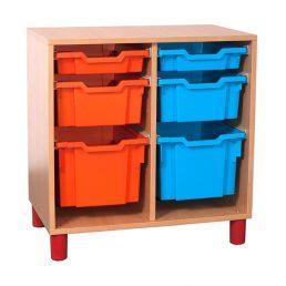 Mobilier gradinita | corp coloane sertare | DGM 3.2 producator DistinctMob