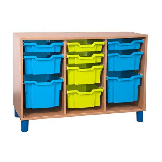Mobilier gradinita | corp 3 coloane sertare | DGM 3.3 producator DistinctMob