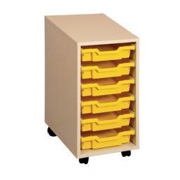 Mobilier laborator | corp mobil sertare DSM 2.22 | producator DistinctMob-w