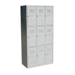 Mobilier scolar | dulap metalic vestiar | DSM 8.9 producator DistinctMob