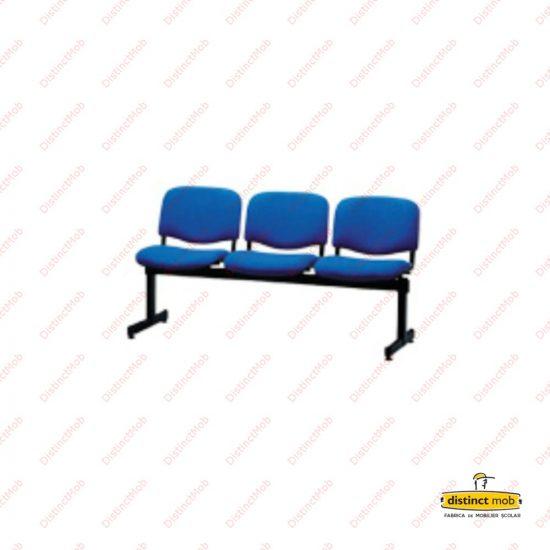 Mobilier birou office | bancheta 3 locuri | DAS 1.6 producator DistinctMob