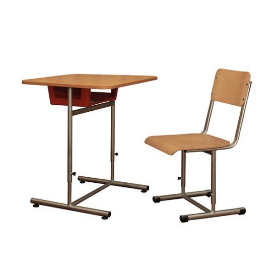 mobilier scolar clasa pregatitoare | set pupitru scaun