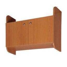 Mobilier scolar internate | etajera suspendata usi | DSM 6.8 producator DistinctMob