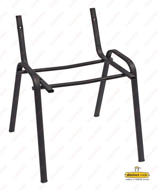 Clasa pregatitoare cadru metalic scaun vizitator