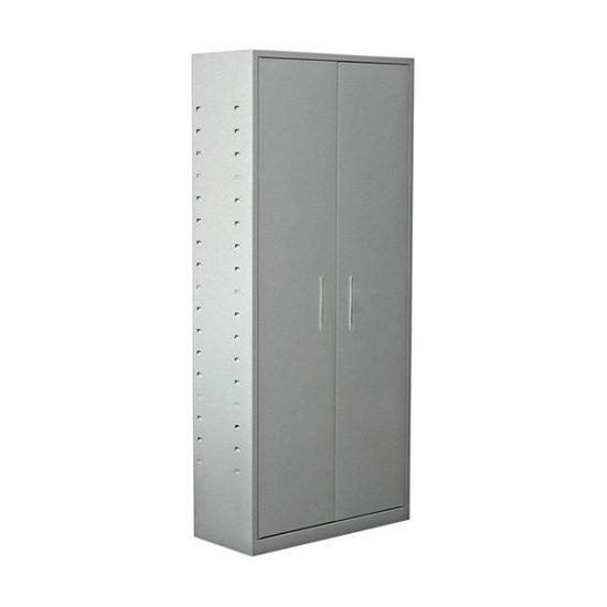 Mobilier birou office | dulap metalic cu usi si polite | DAM 3.23 producator DistinctMob