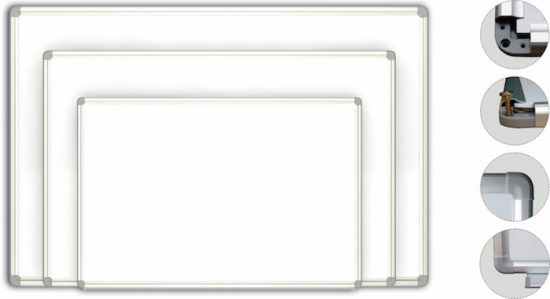 tabla scolara magnetica alba 200x100-dst15.1