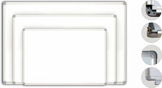 tabla scolara magnetica alba 200x120 dst15.3