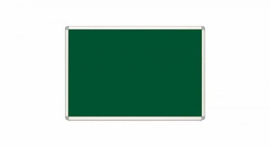 tabla scolara magnetica verde 240x120 dst15.6